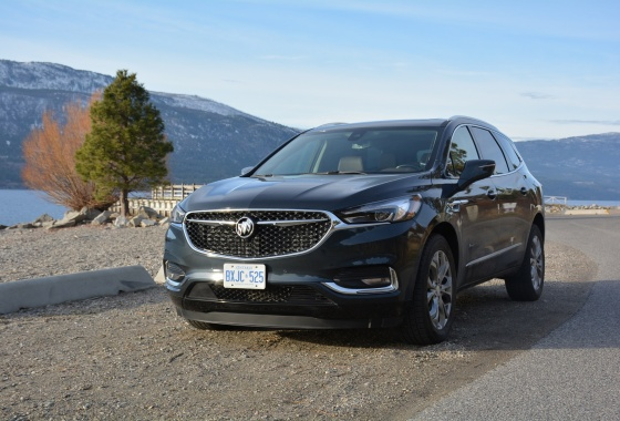 First Drive – 2018 Buick Enclave