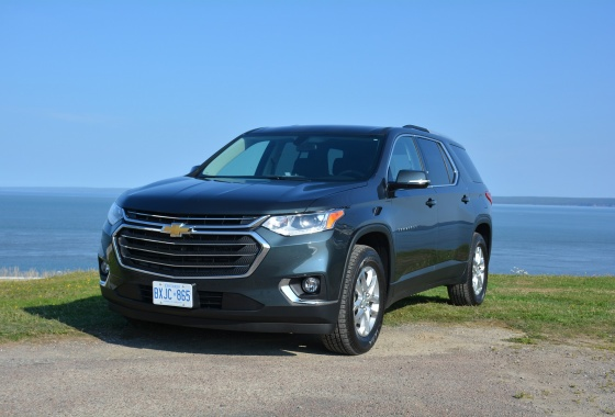 First Drive: 2018 Chevrolet Traverse