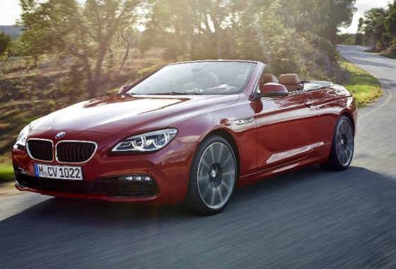 Test Drive – 2016 BMW 650i xDrive Cabriolet