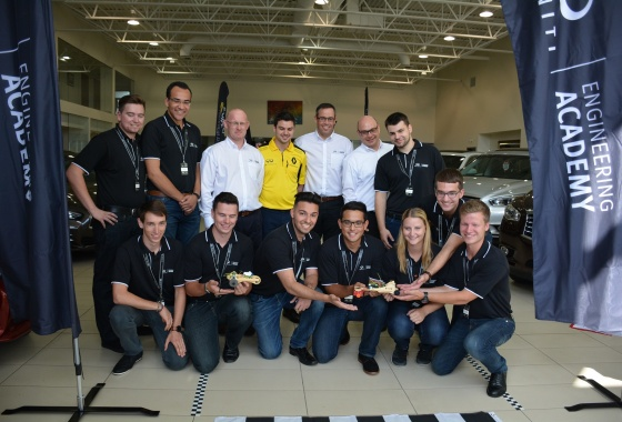 Infiniti Engineering Academy announces first Canadian winner