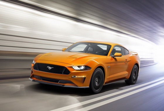 Ford unleashes leaner and meaner Mustang