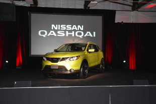 Nissan Qashqai to arrive in Canada in the spring