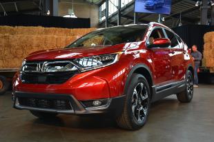 Next-gen Honda CR-V revealed in Detroit