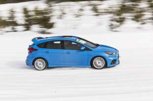 A Ford showcase of winter performance