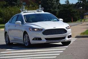 Ford prepares for autonomous decade