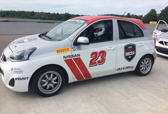 The Nissan Micra Cup: fun things do come in small packages