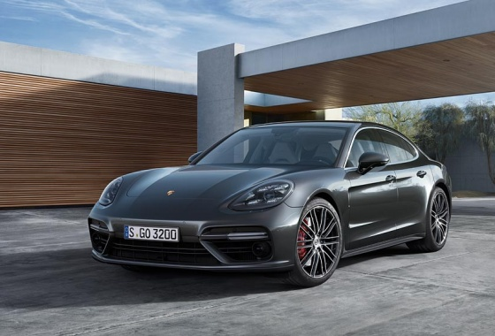 Porsche try to change fortunes of Panamera
