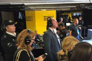 New people, new vision behind the Renault F1 team