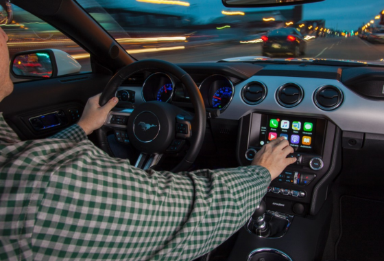 Fords expands to add Apple CarPlay and Android Auto