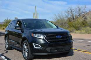 First Drive – 2015 Ford Edge