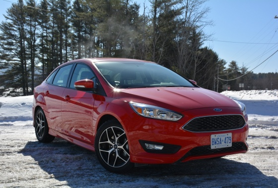 First Drive: 2015 Ford Focus 1.0-litre