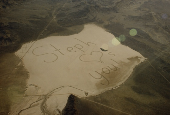 Hyundai sends 'A Message To Space'