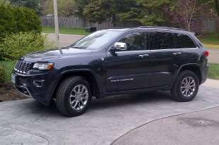 In short – 2015 Jeep Grand Cherokee Overland 4X4