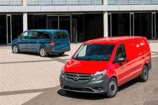 Mercedes-Benz shows off Metris van