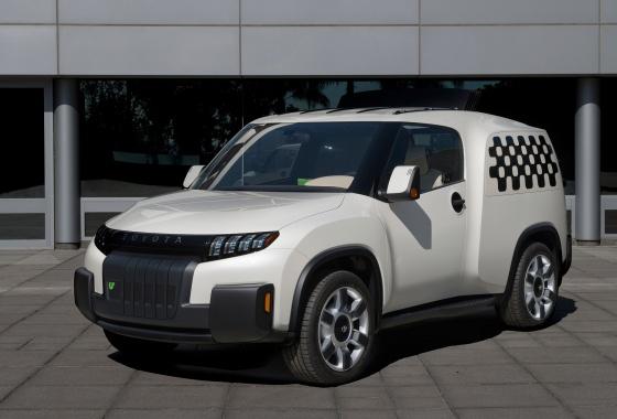 Toyota set to bring a concept to Toronto