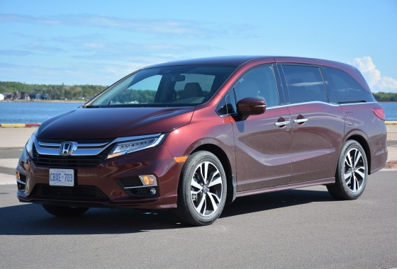 First Drive – 2018 Honda Odyssey: the modernized minivan