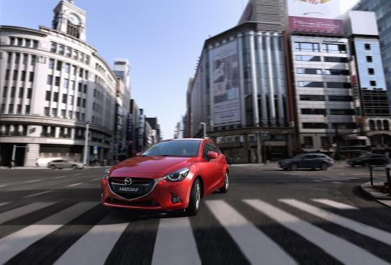 Mazda2 no longer coming to Canada