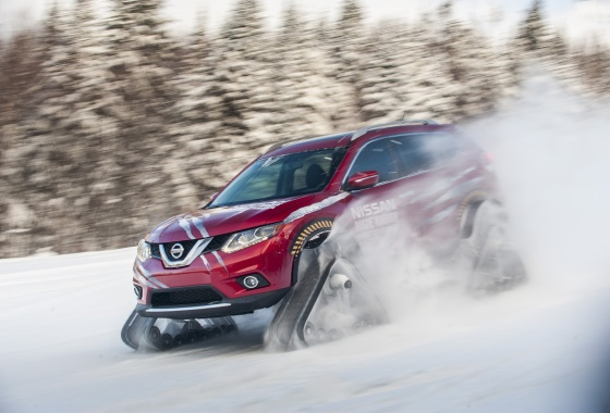 Fun Drive: Nissan Rogue Warrior