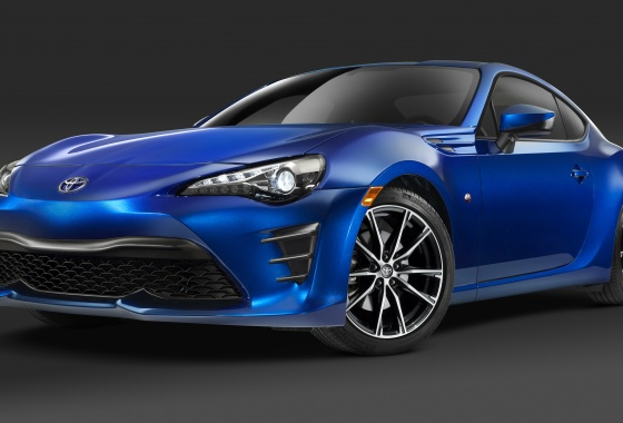 Scion FR-S becomes the Toyota 86