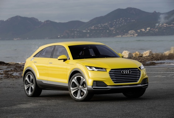 Audi to take different course after diesel issues