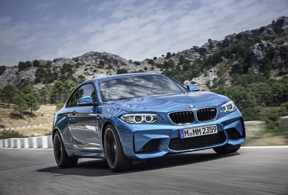 BMW M2 soon to arrive in Canada