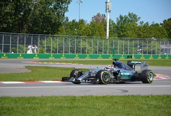 2015 Canadian Grand Prix: race report