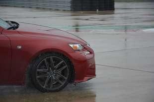 Lexus shows off its F-Sport lineup