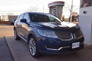 2017 Lincoln MKX - Fuel Economy Review + Fill Up Costs