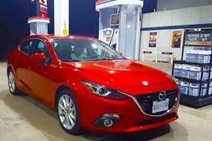 2016 Mazda3 - Fuel Economy Review