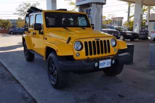 2016 Jeep Wrangler - Fuel Economy Review + Fill Up Costs