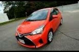 2015 Toyota Yaris Fuel Economy Test