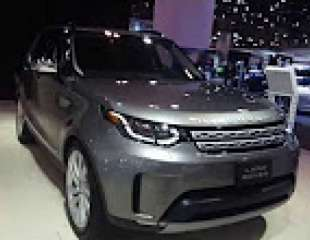 Land Rover Discovery walkaround at CIAS