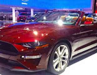 2018 Ford Mustang walkaround at CIAS