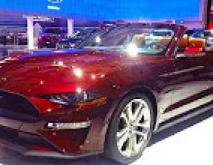 2018 Ford Mustang walkaround at CIAS