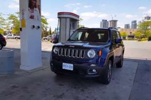 2016 Jeep Renegade - Fuel Economy Review + Fill Up Costs