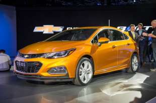 2017 Chevrolet Cruze walkaround