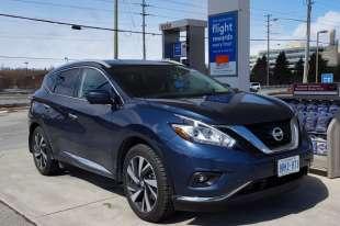 2016 Nissan Murano - Fuel Economy Review