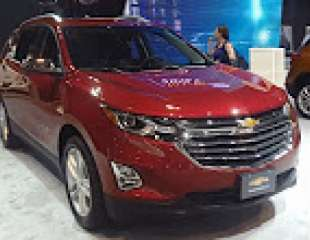 2018 Chevrolet Equinox walkaround at CIAS