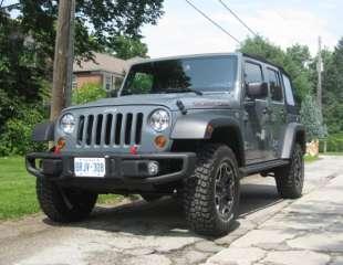 2013 Jeep Wrangler Unlimited Rubicon - 10th Anniversary
